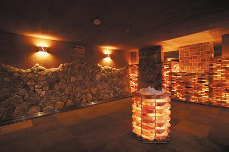 クリスタル岩塩房(高温)